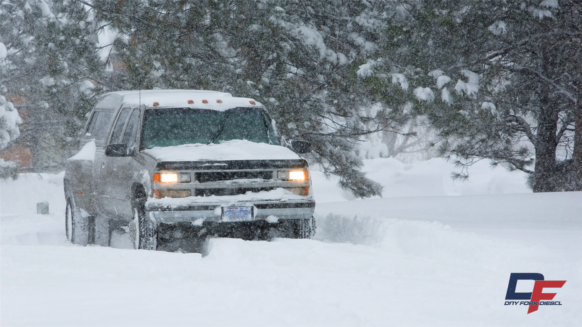 Dry Fork Diesel Repair Winter Driving Tips